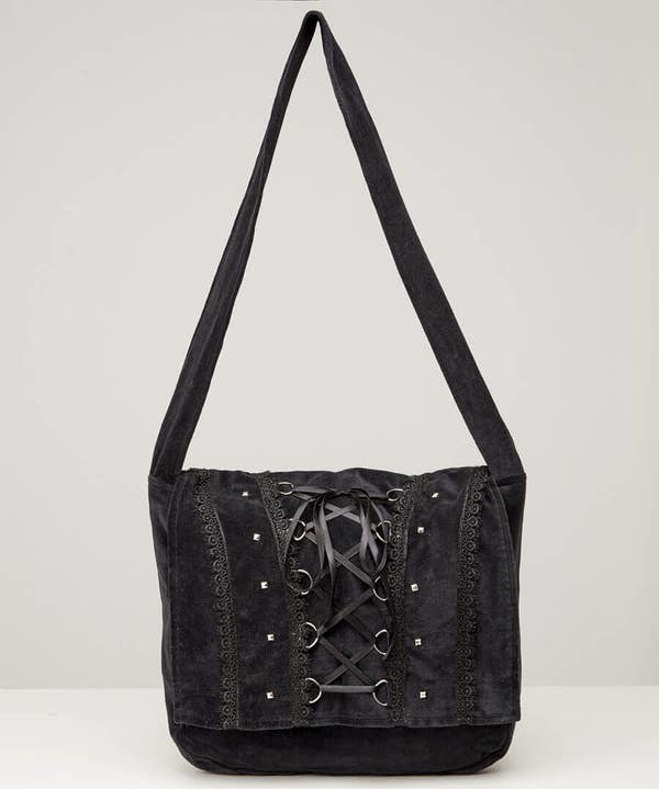 Mystique Velvet Bag