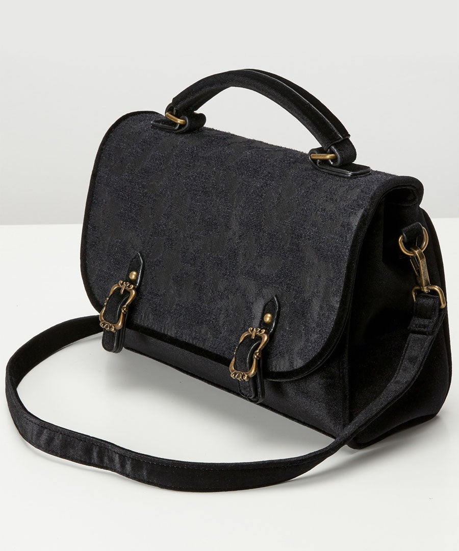 Enchanted Night Devore Bag