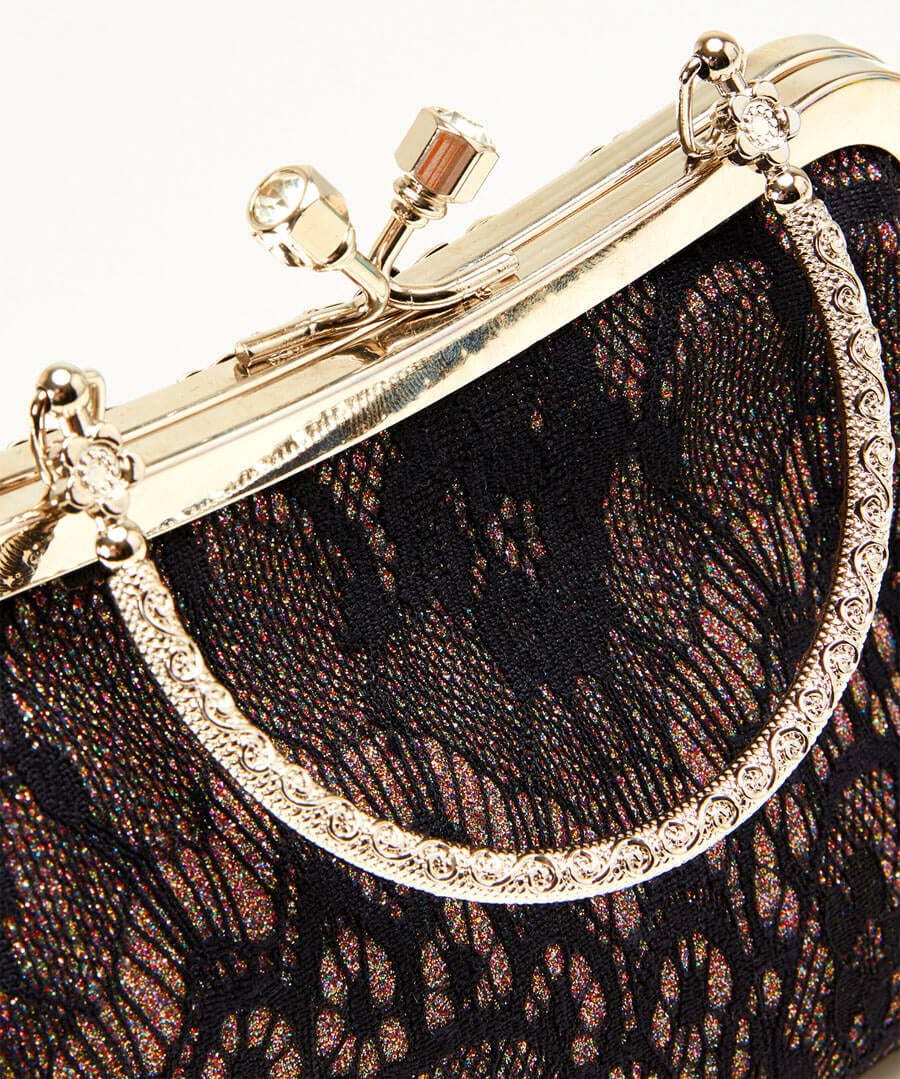 Lavish And Lacey Evening Bag