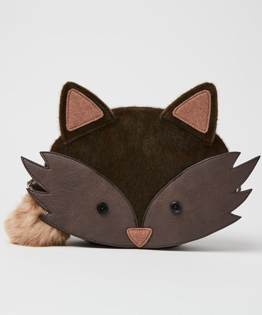 Foxy Foxy Bag Model Front