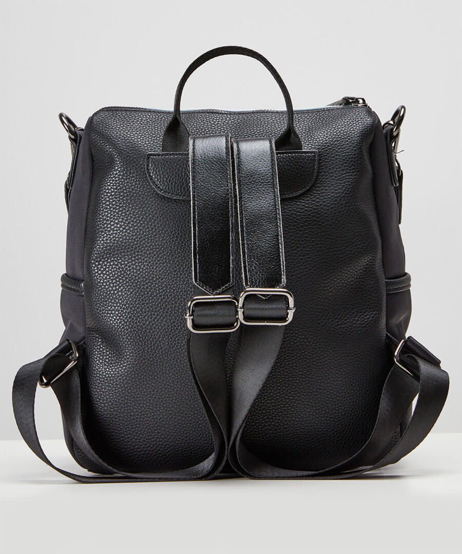 Cute Pug Bag Back