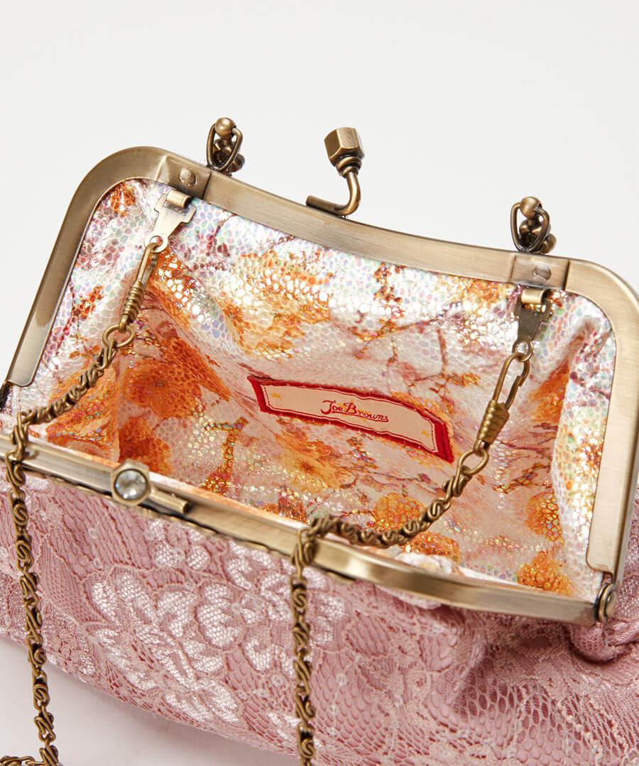 La Vie En Rose Bag Back