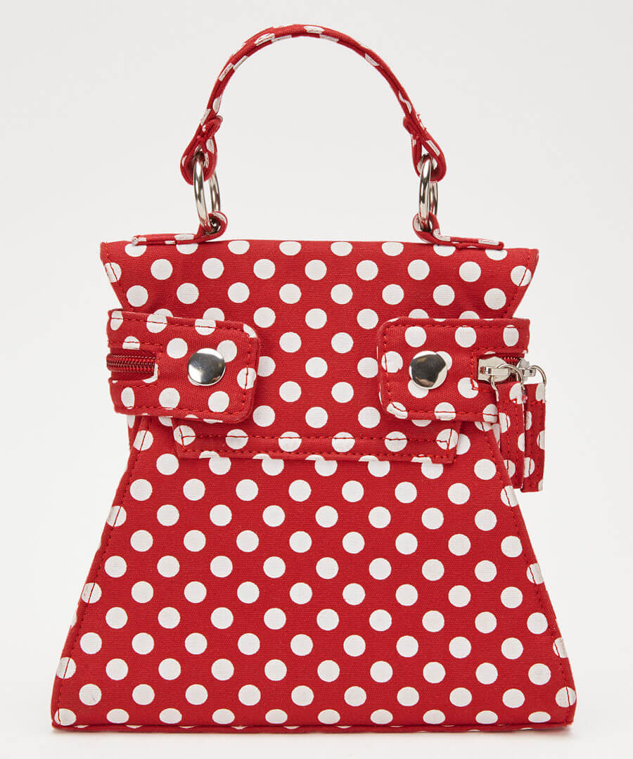 Summer Jive Bag Model Back