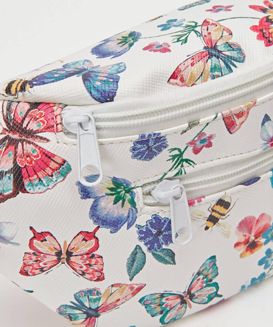 Pretty Butterfly Bum Bag Model Back