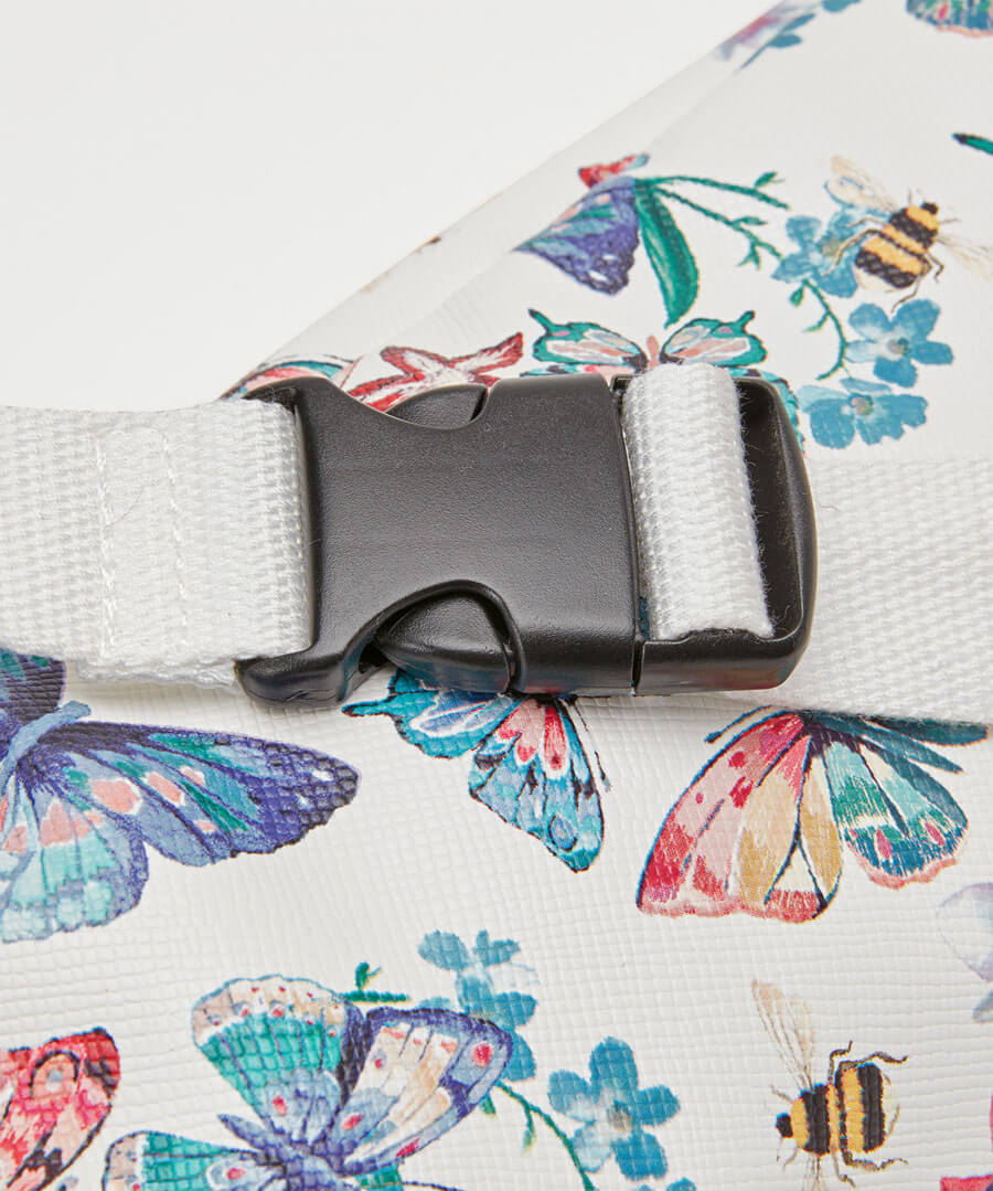 Pretty Butterfly Bum Bag Back