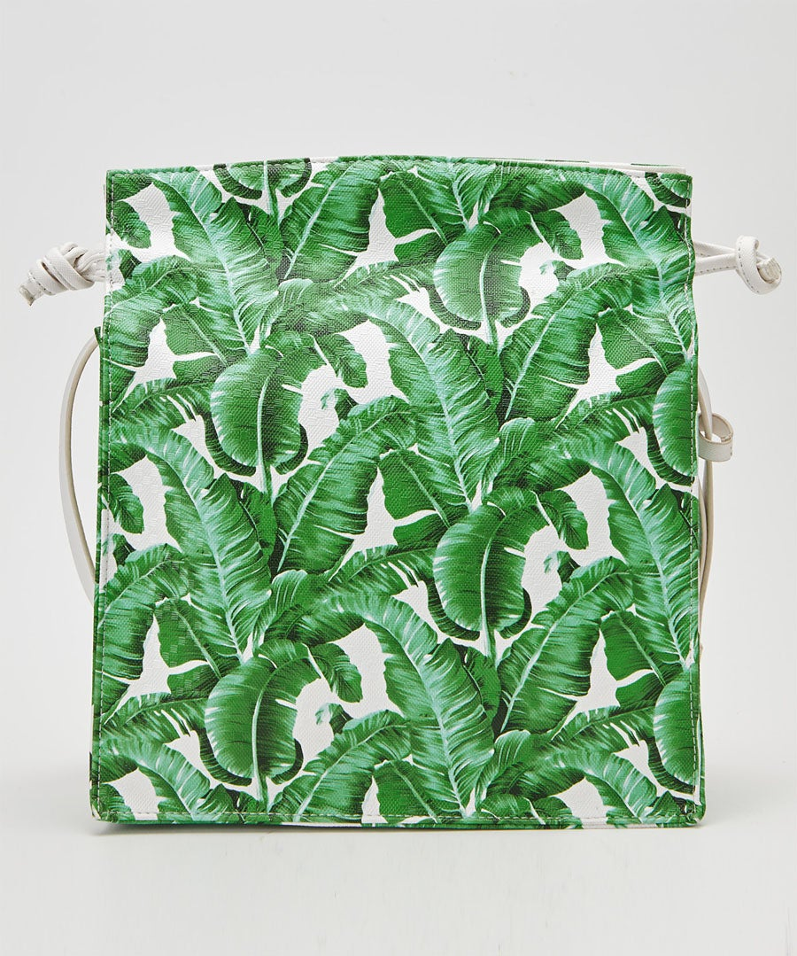 Palm Breezes Bag Model Front