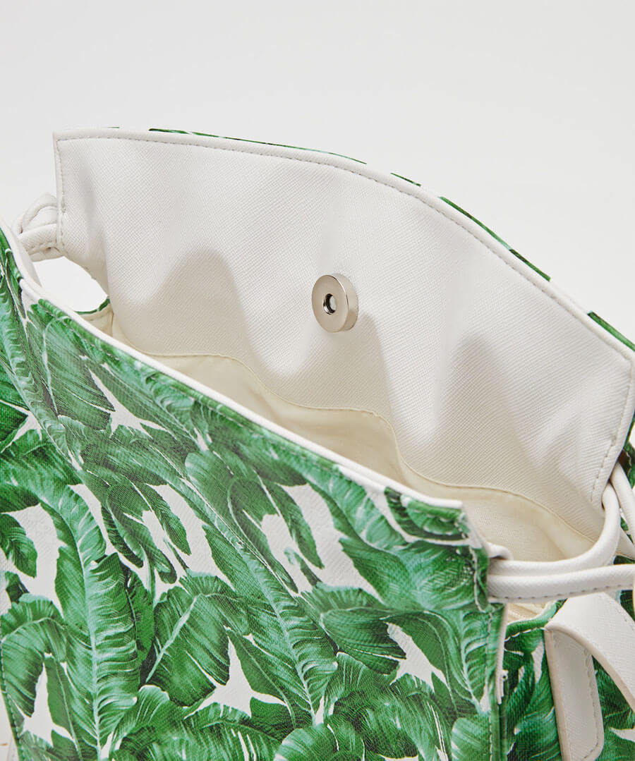Palm Breezes Bag Back