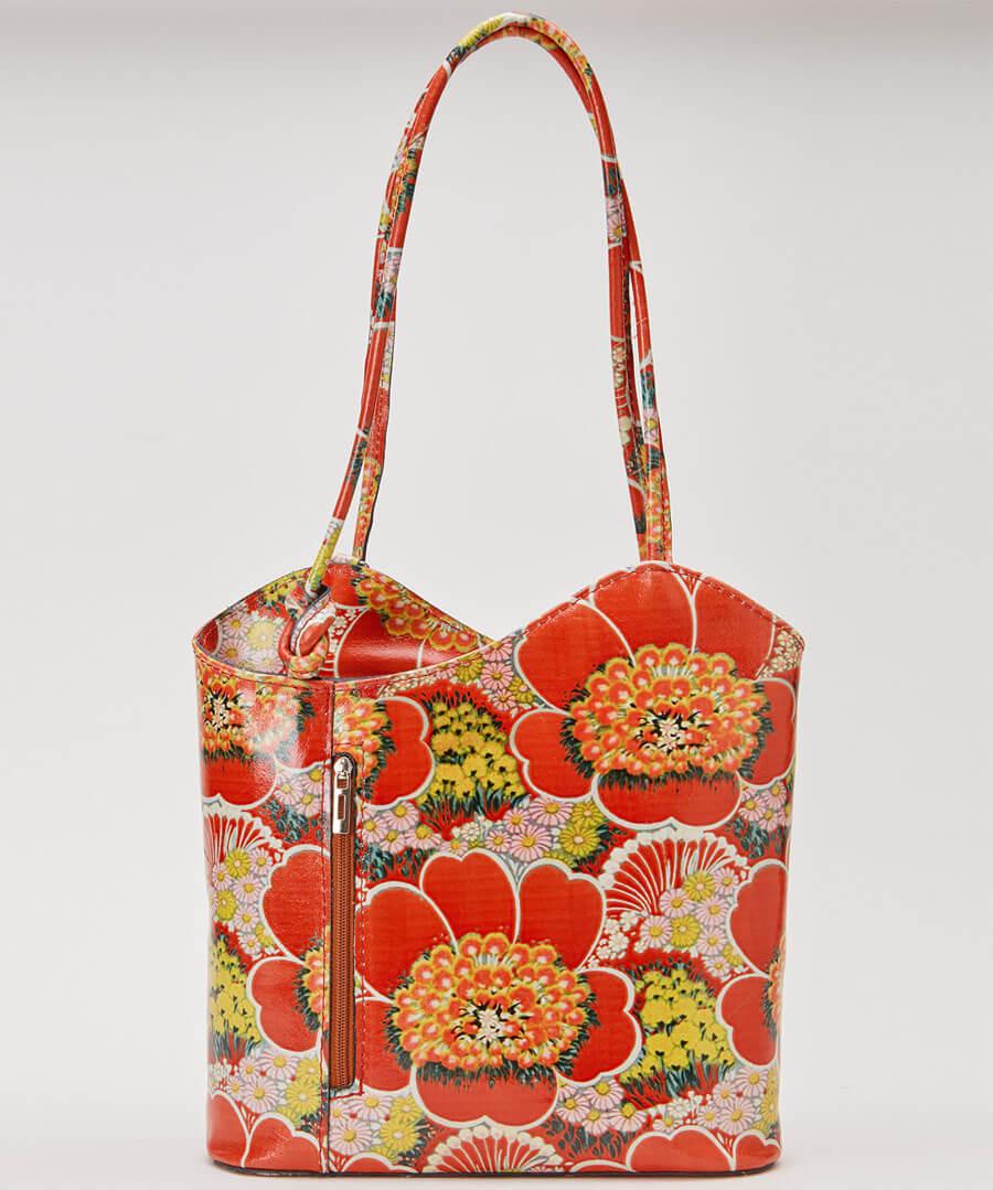 Art Park Leather Bag Model Back