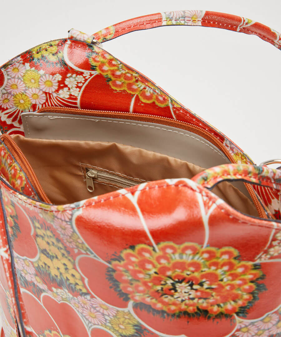 Art Park Leather Bag Back