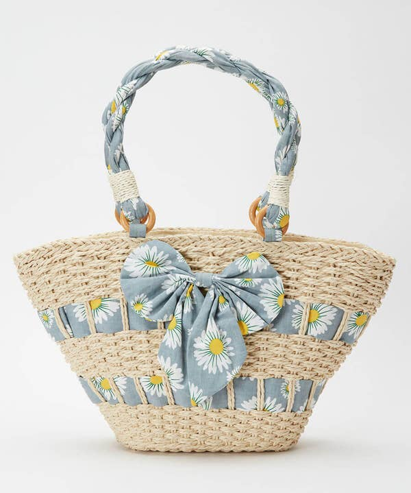 Oh Daisy Daisy Summer Bag