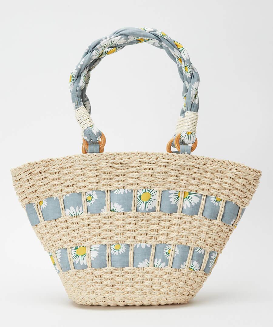 Oh Daisy Daisy Summer Bag Back