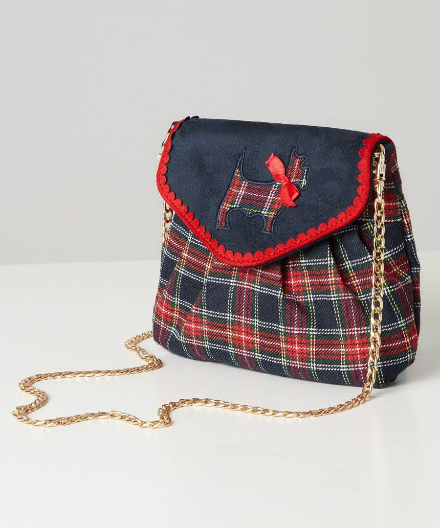 Highland Fling Bag Model Front