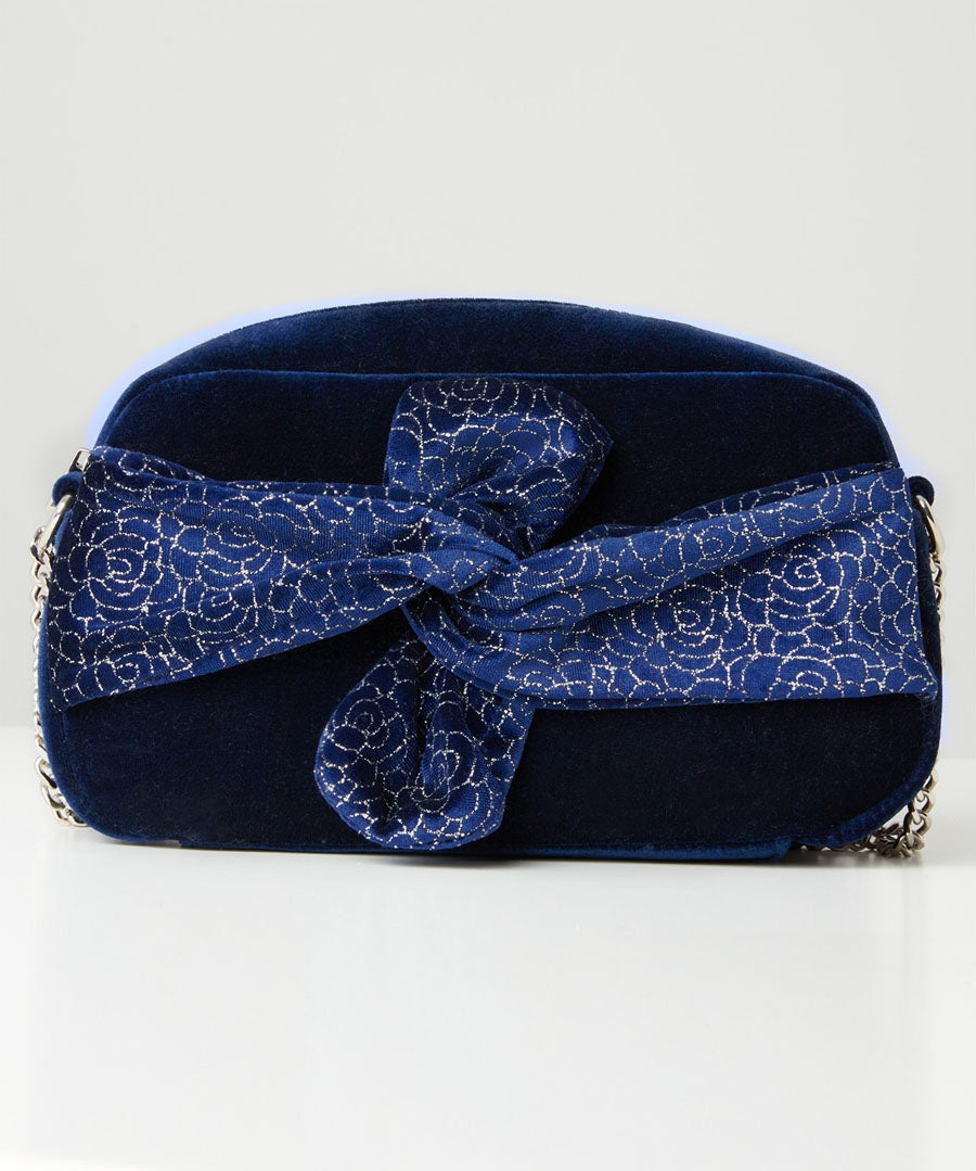 Not So Shy Evening Bag Model Front