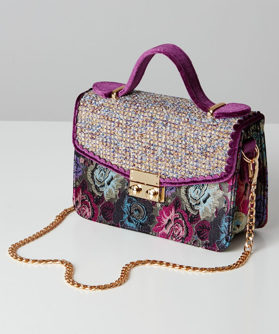 Blossom Couture Bag Model Front