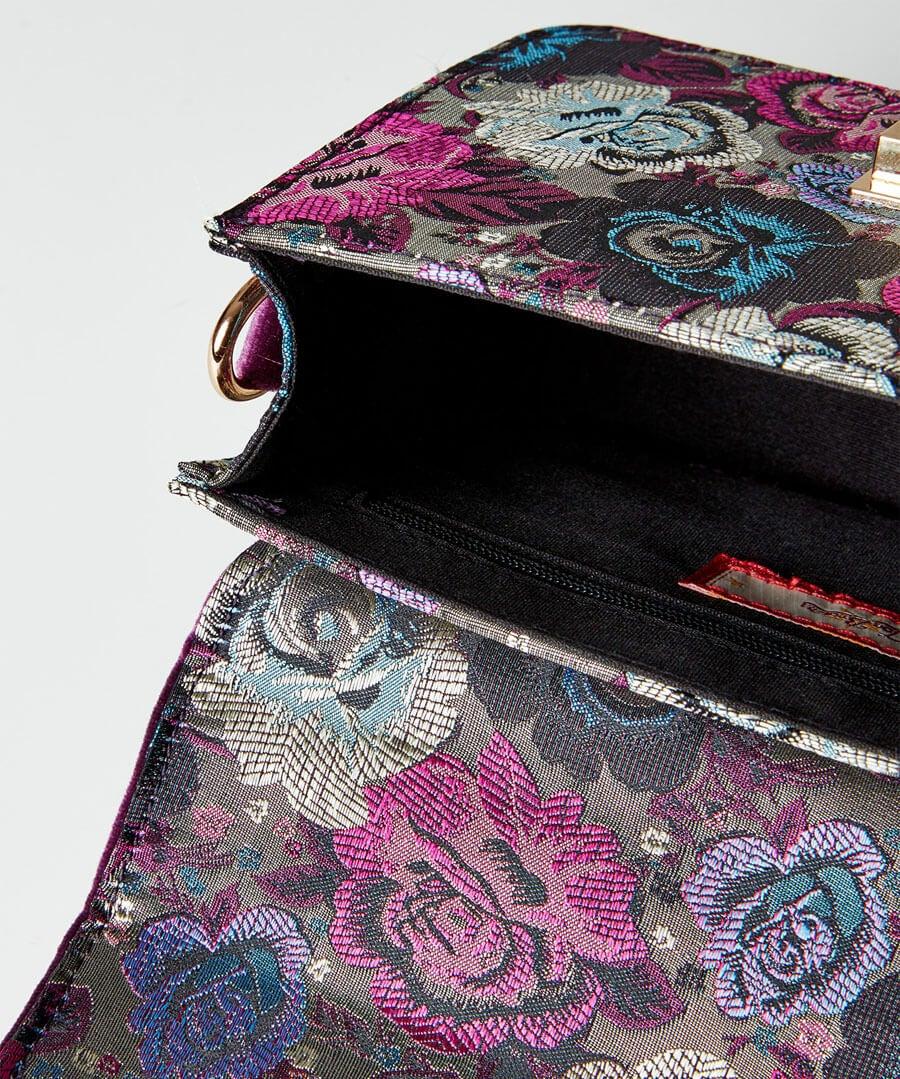 Blossom Couture Bag Model Back