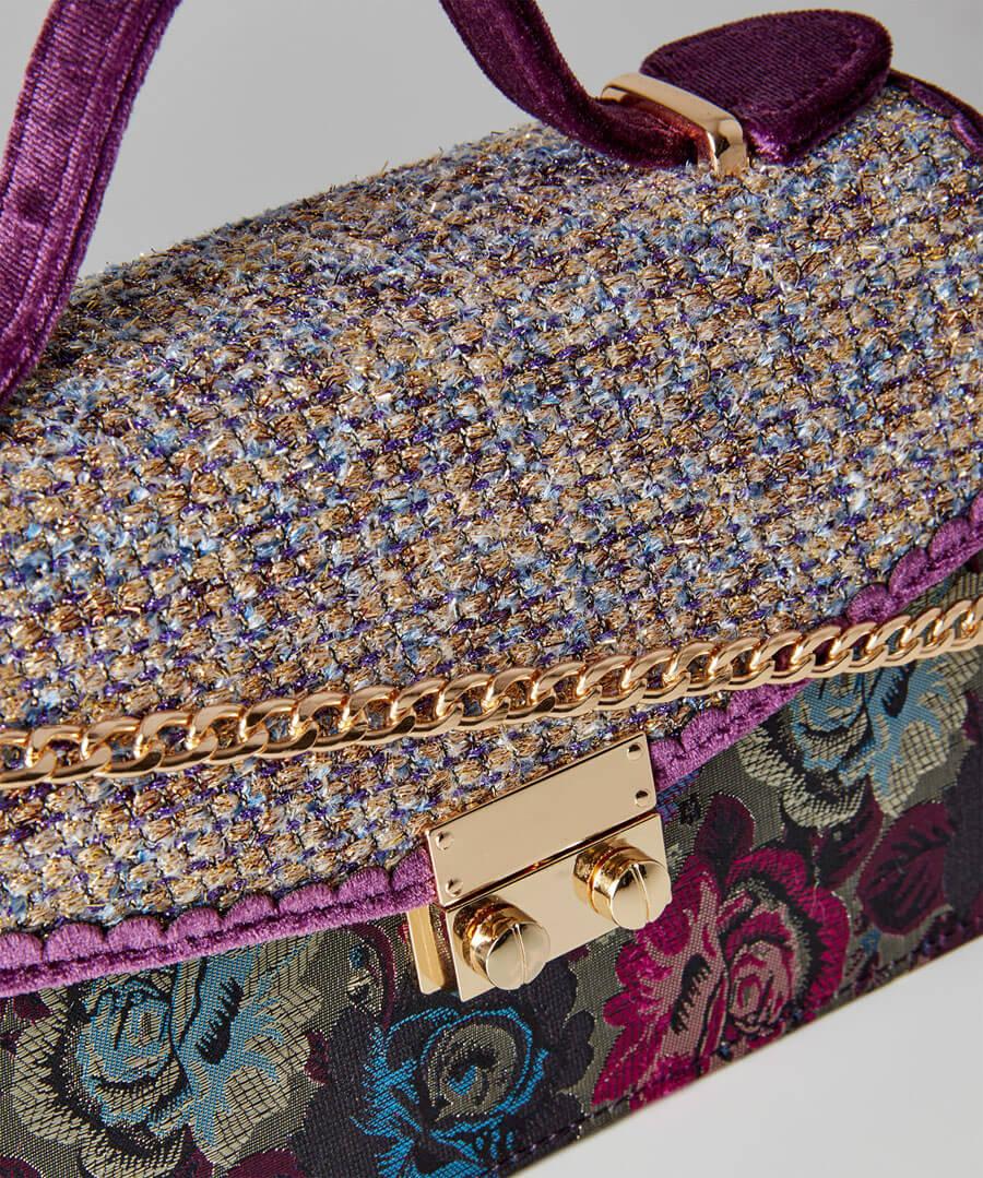 Blossom Couture Bag Back