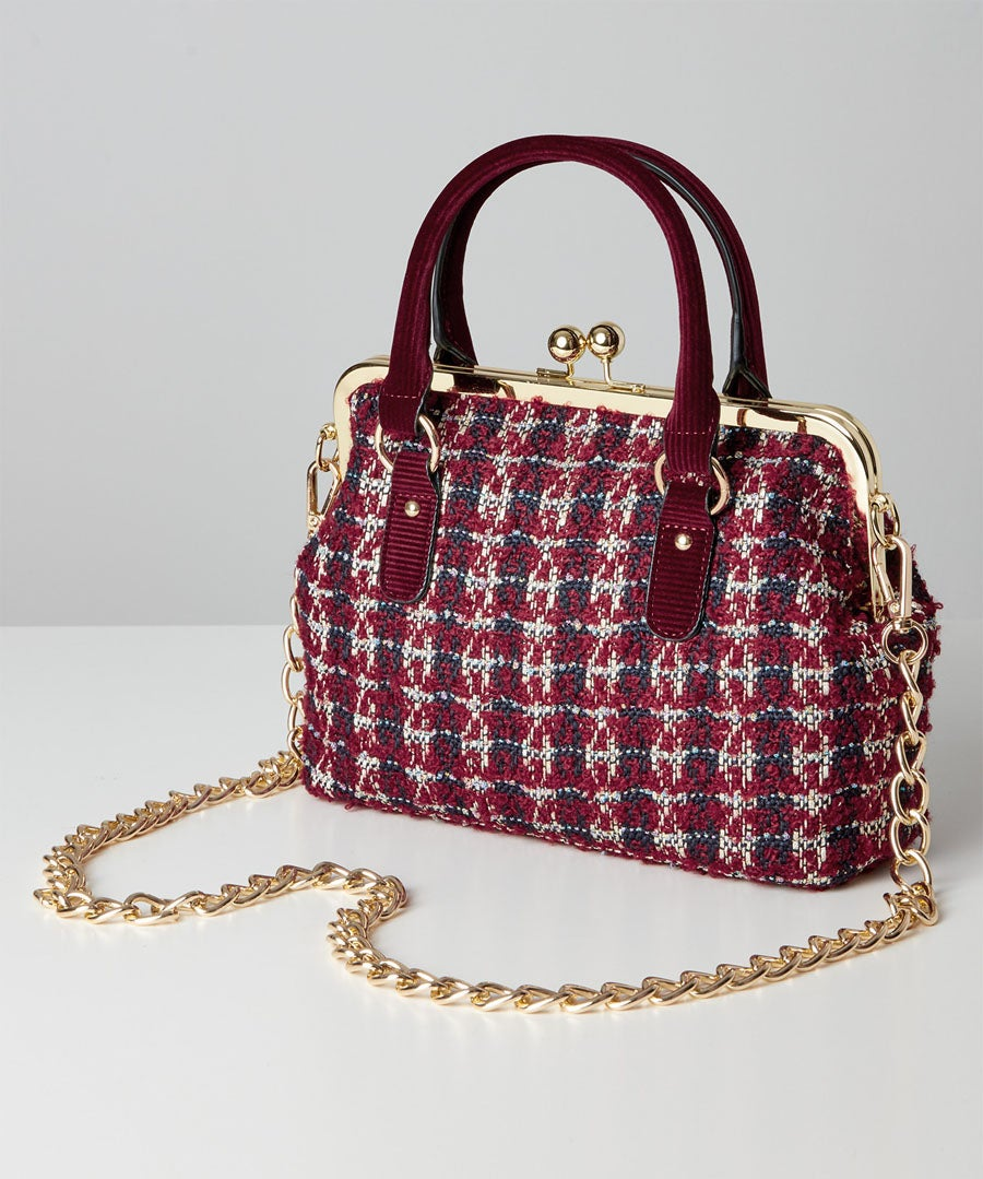 Angelika Couture Bag Model Front