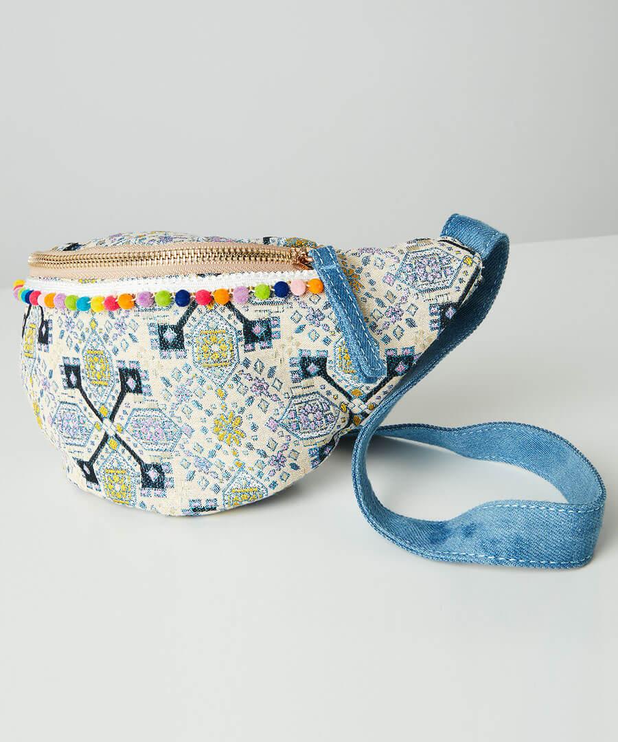 Aziza Couture Bum Bag Model Back