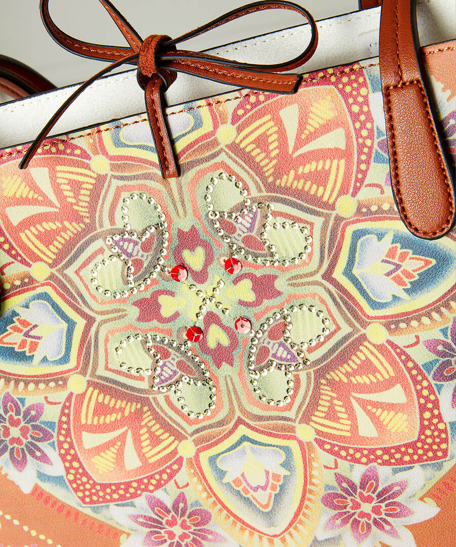 2 In 1 Kaleidoscope Bag Back