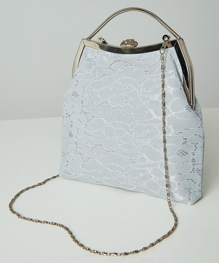 Sweet Darcie Lace Bag Model Front