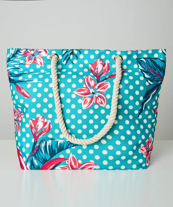 Tropical Beach Bag