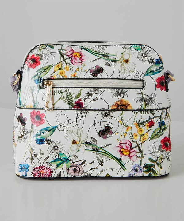 Valley Of The Flowers Bag