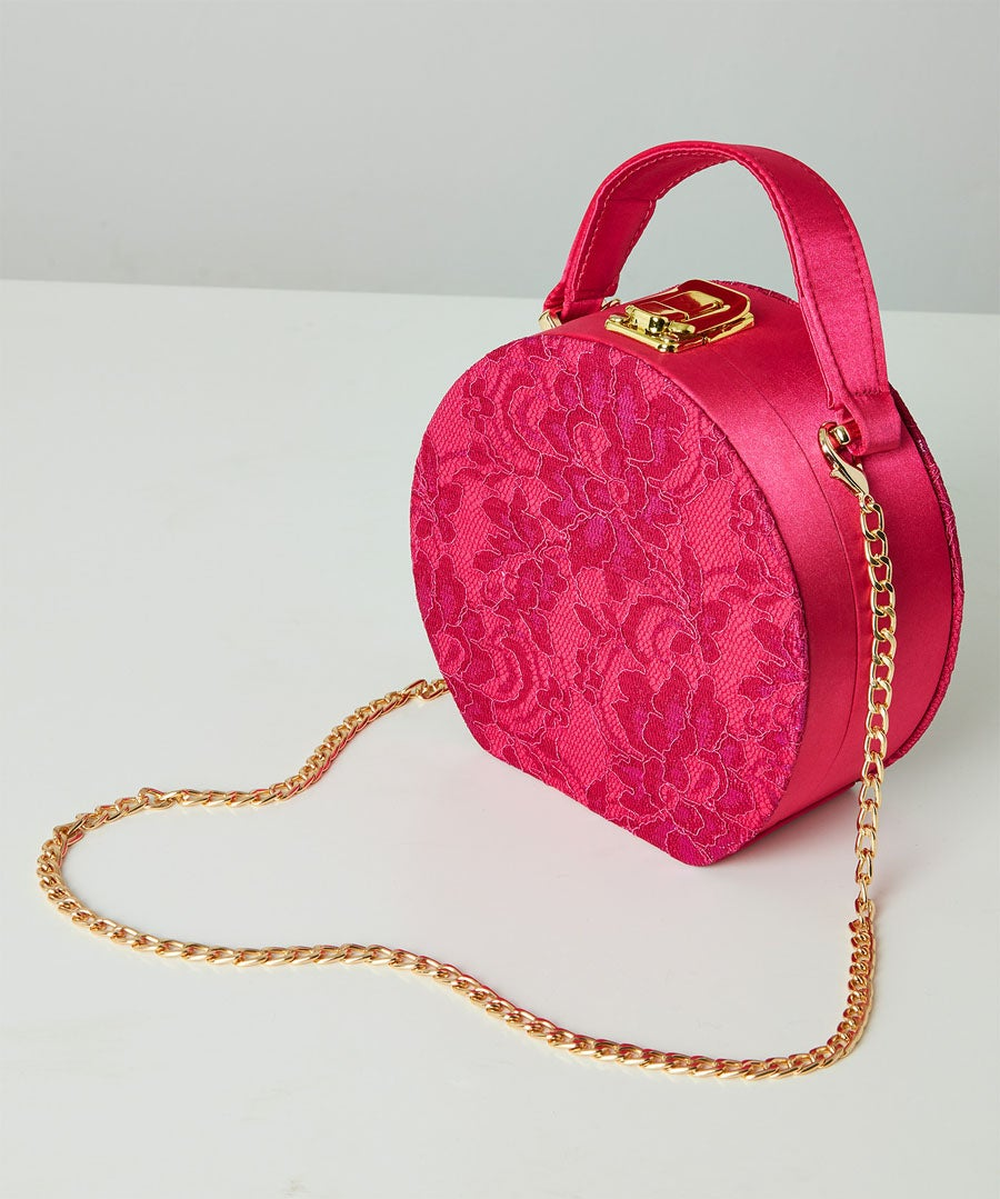Tinker Couture Bag Model Front
