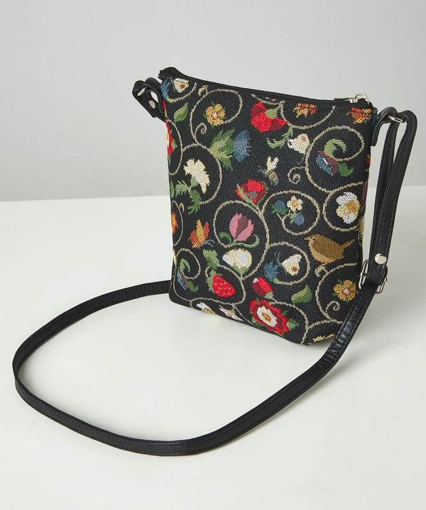 Jacobean Tapestry Bag