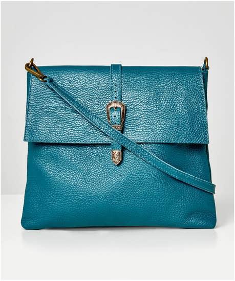 San Lorenzo Leather Bag