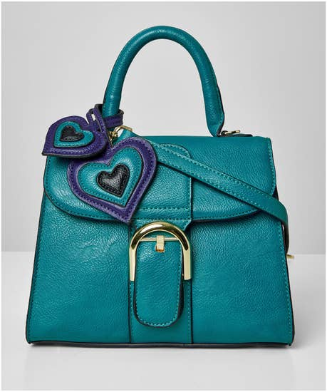 True Love Heart Charm Bag