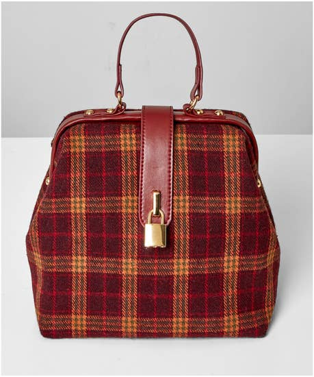 Preppy And Perfect Bag