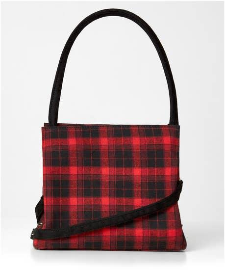 Penny Lane Check Bag