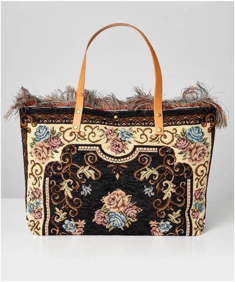 Basilica Carpet Bag