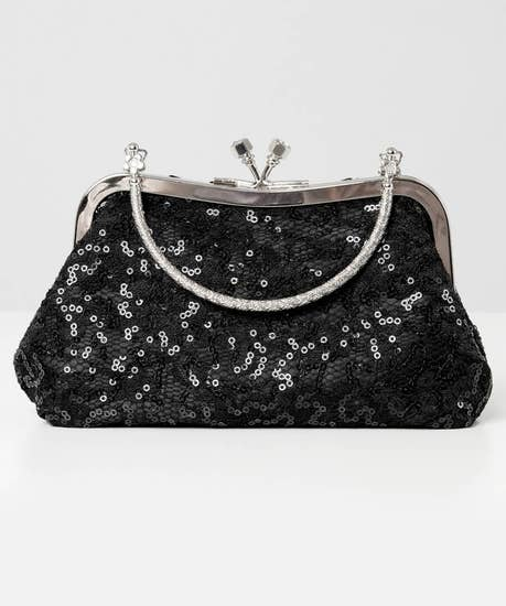 Perfectly Pretty Lace Bag