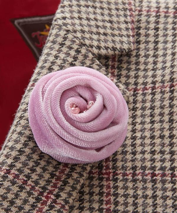 Velvet Vintage Brooch