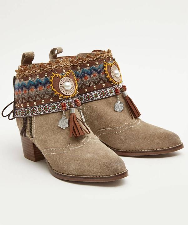Funky Boot Cuffs
