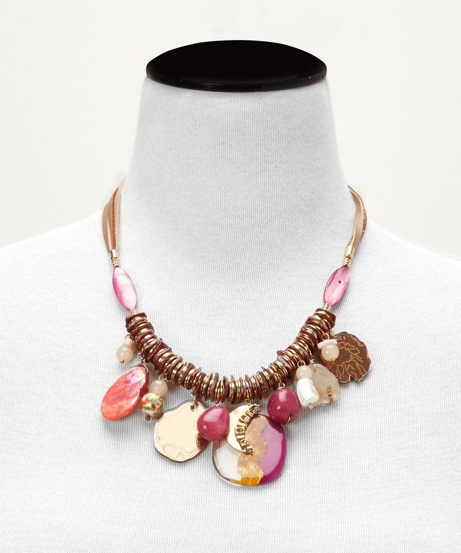 Dreamer Stone Necklace