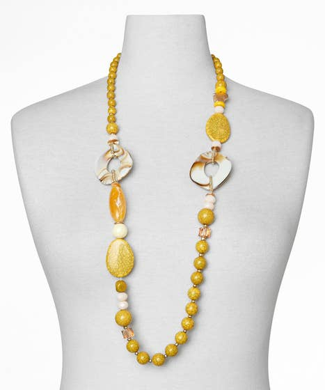 Sensational Stone Necklace
