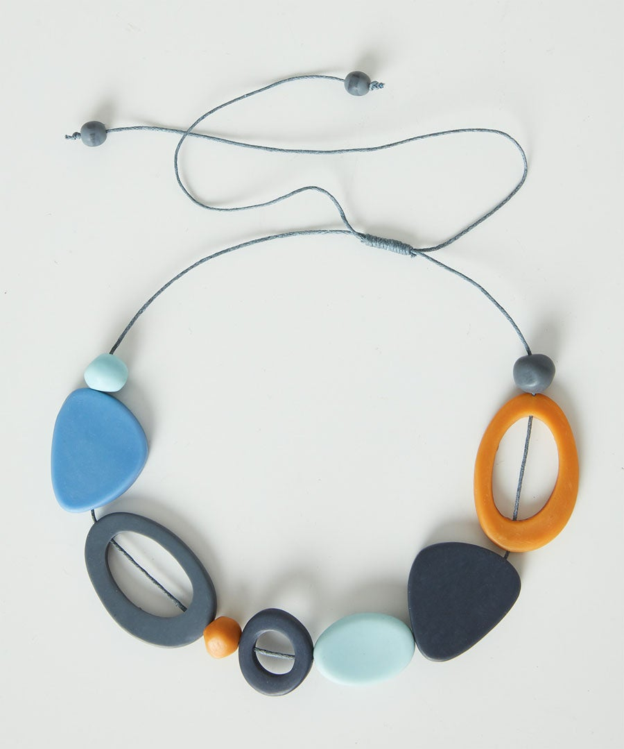 Artistic Mix Necklace
