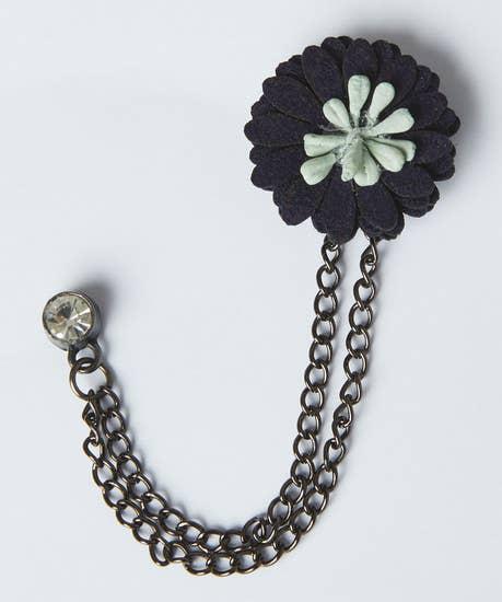 Dapper Pocket Chain Pin