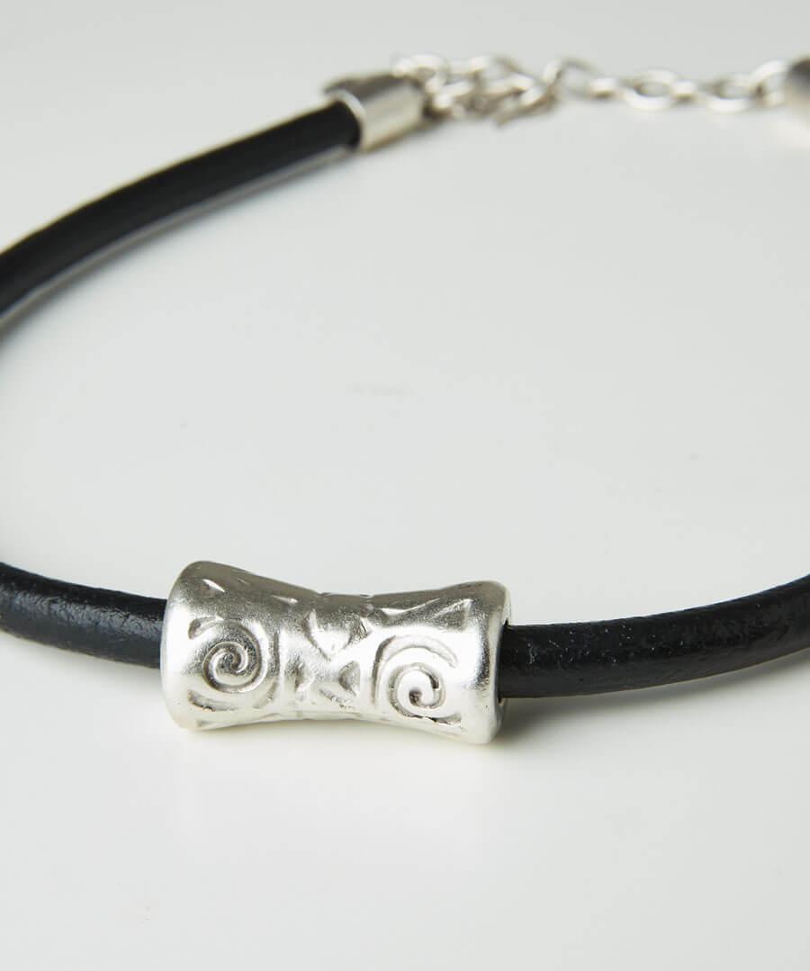 Izmir Leather Necklace
