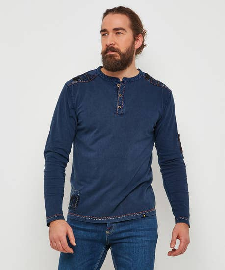 One Of A Kind Henley