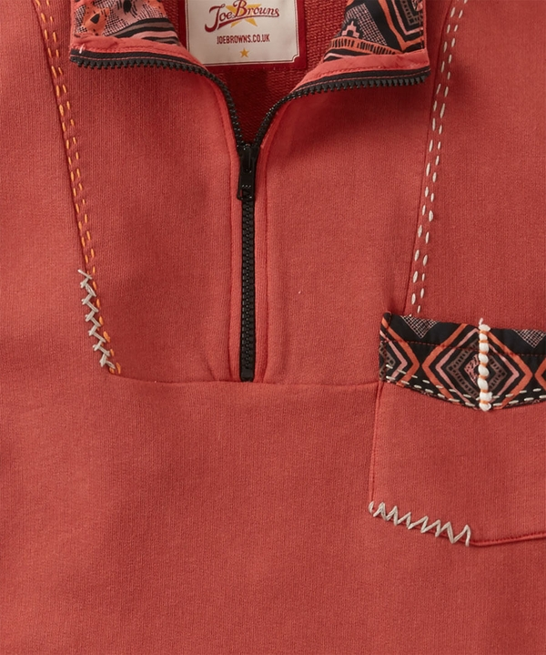 Customised Funnel Neck Top