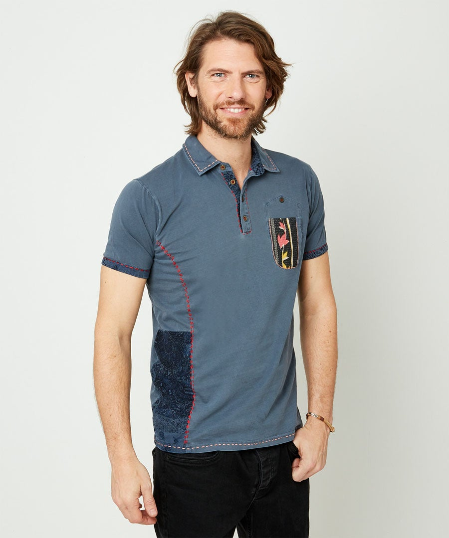 Full Of Personality Polo