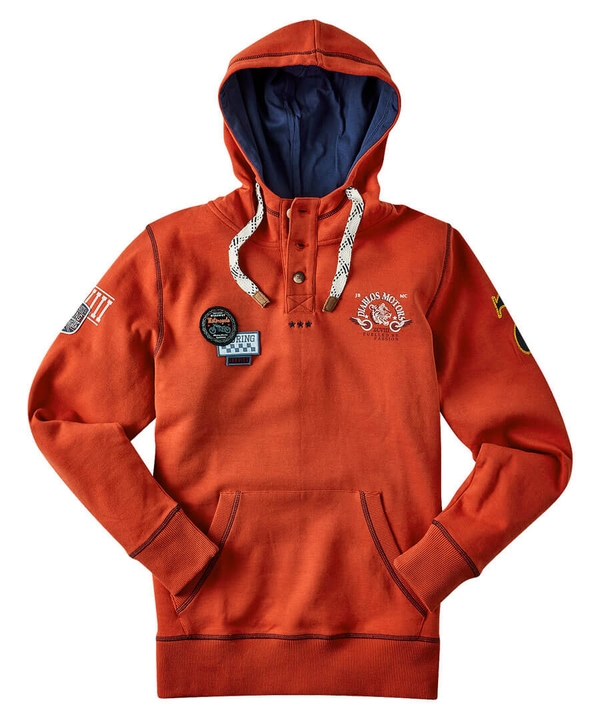 On The The Road Hoody