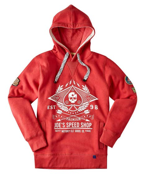 One For The Weekend Hoody