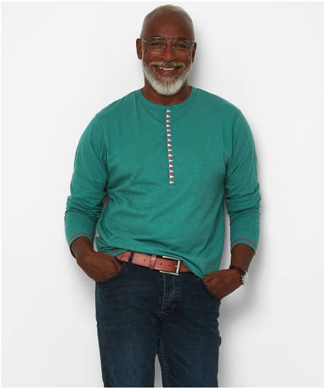 Perfect Placket Henley