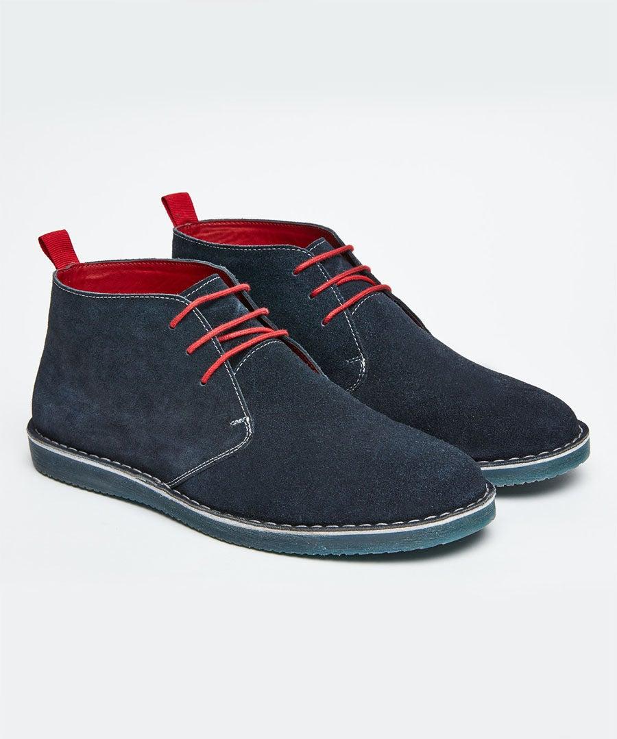 Gibson Suede Desert Boots