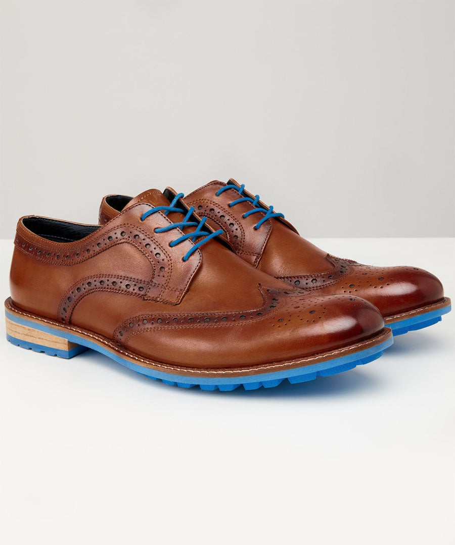 The Ultimate Brogues Model Front
