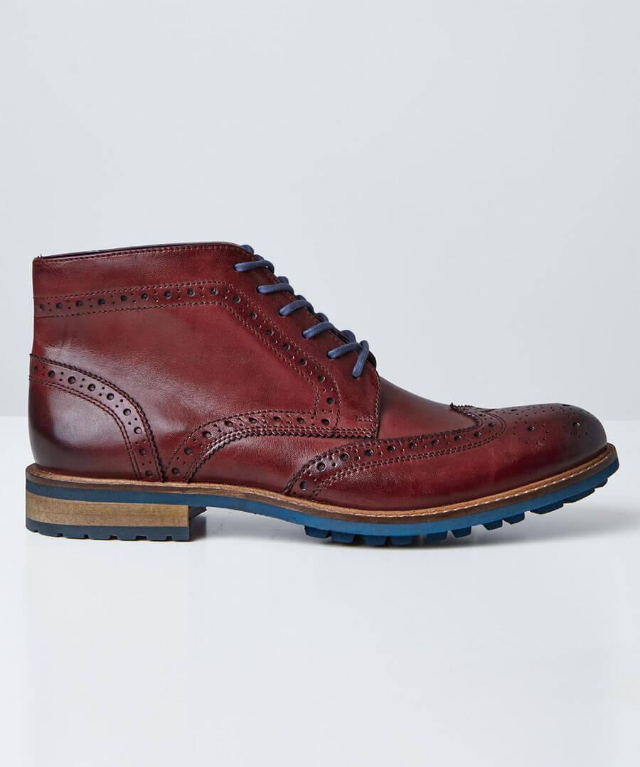 Tuscany Brogue Boots